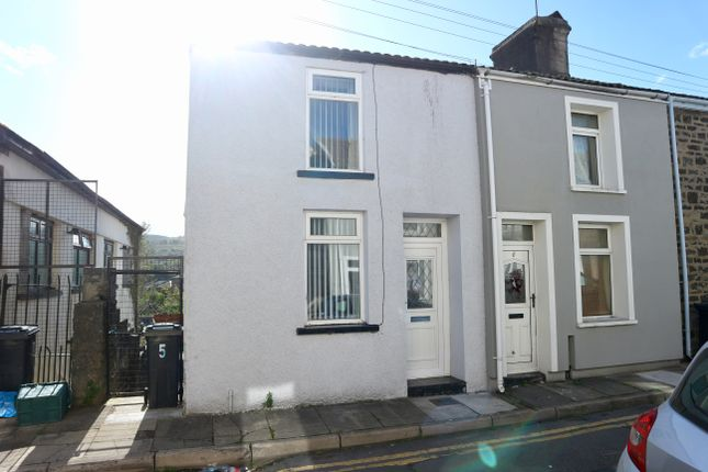 Thumbnail End terrace house for sale in Moriah Street, Morgantown, Merthyr Tydfil