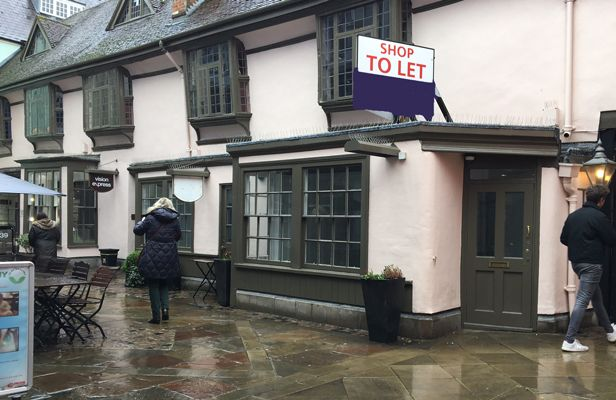 Thumbnail Retail premises to let in 6 Golden Cross Walk, Oxford