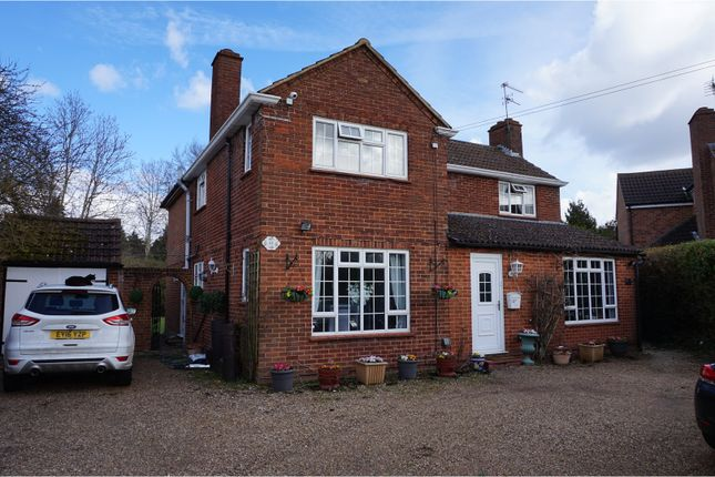 Thumbnail Detached house for sale in Grenville Close, Burnham