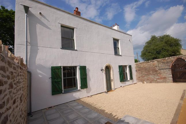 Thumbnail Detached house for sale in Chapel House, Park Road, Kingswood, Bristol