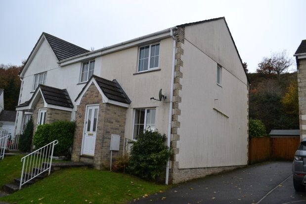 Thumbnail Property to rent in Canons Way, Tavistock