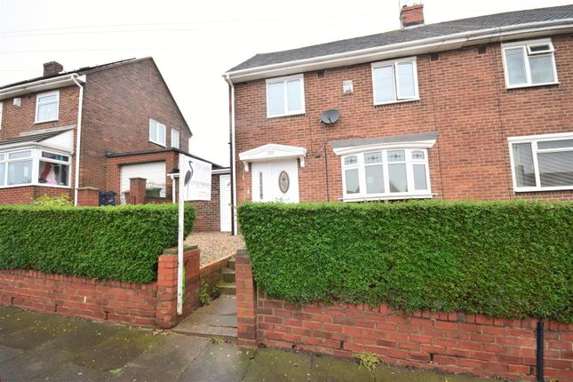Thumbnail Semi-detached house for sale in Telford Road, Thorney Close, Sunderland