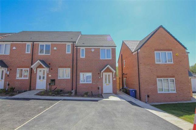 Thumbnail Town house to rent in Kelty Grove, Heywood