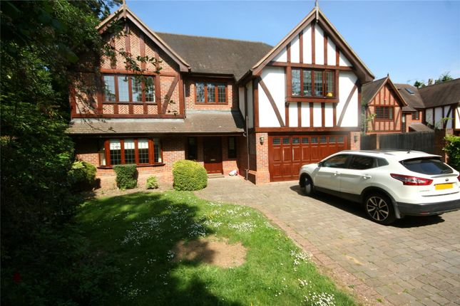 Thumbnail Detached house for sale in Deadhearn Lane, Chalfont St Giles, Buckinghamshire
