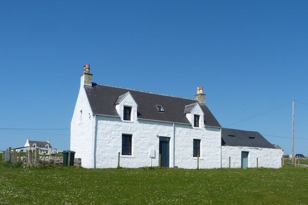 Thumbnail Detached house for sale in Balevullin, Isle Of Tiree