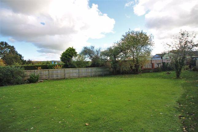 Rear Garden of Chaffcombe Road, Chard TA20