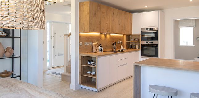 "4 bedroom property for sale in ""Tiano"" at Fairfield Way, Keynsham, Bristol"
