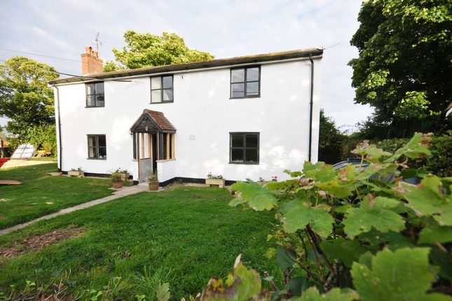 4 bed detached house for sale in The Green, Ashbocking, Ipswich