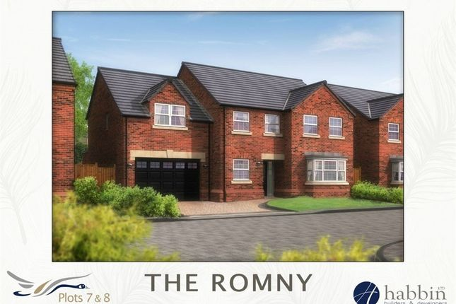 Thumbnail Detached house for sale in Goose Lane, Wickersley, Rotherham, South Yorkshire