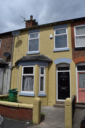 Thumbnail Terraced house to rent in Slade Grove, Manchester