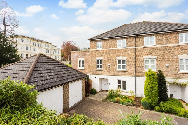 Thumbnail Town house to rent in Tetley Mews, Willicombe Park, Tunbridge Wells