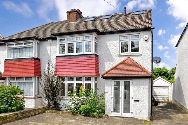 Thumbnail Semi-detached house for sale in Link Lane, South Wallington, Surrey