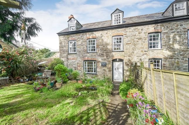 Thumbnail Semi-detached house for sale in Callington, Cornwall, .