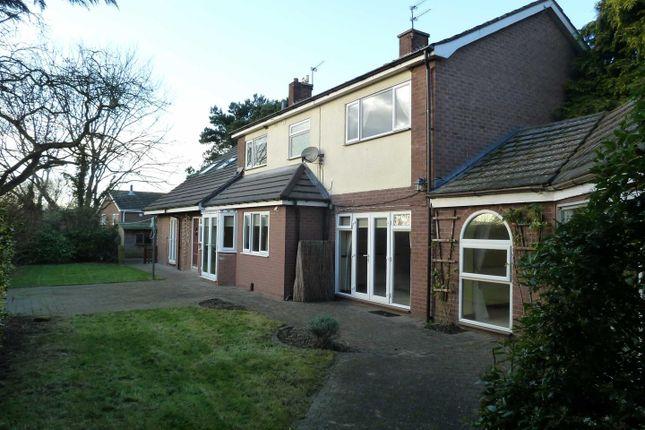 Thumbnail Detached house to rent in Ryton, Dorrington, Shrewsbury