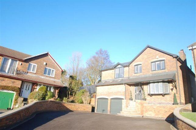 Thumbnail Detached house for sale in Cornfield, Stalybridge