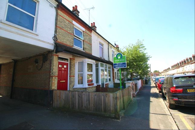 Thumbnail Semi-detached house to rent in St. Marys Road, Watford