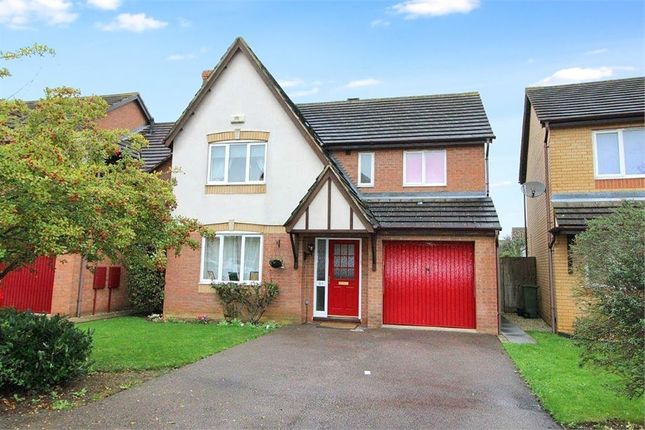 Thumbnail Detached house for sale in Pennycress Way, Newport Pagnell