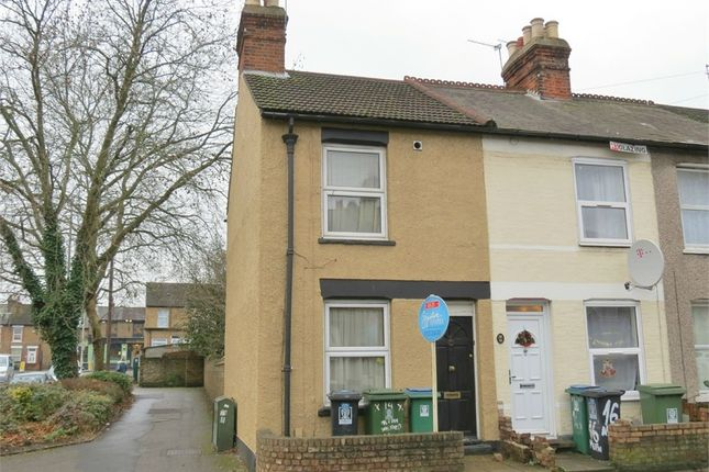 2 bed end terrace house for sale in Merton Road, Watford, Hertfordshire