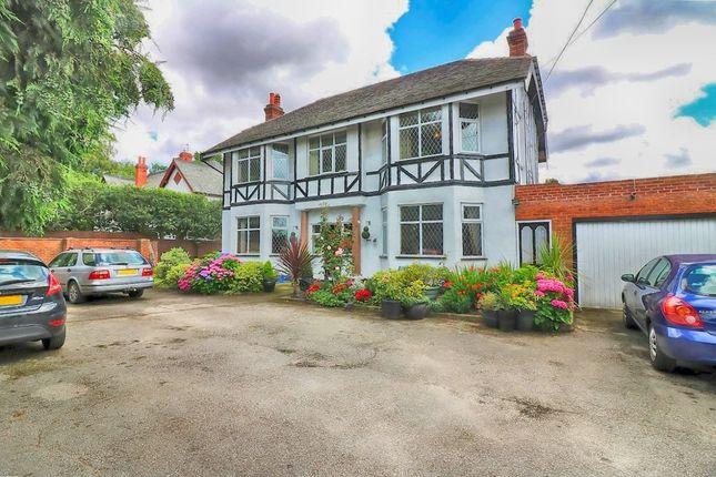 Thumbnail Detached house for sale in Carisbrooke House Hooton Park Lane, Hooton, Ellesmere Port