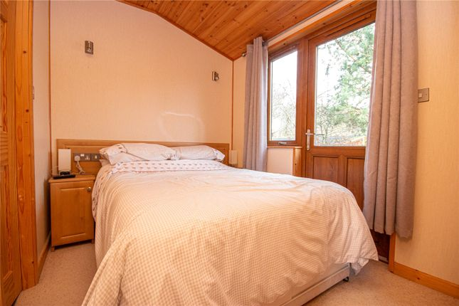 Bedroom 1 of Lodge N12, Lowther Holiday Park, Eamont Bridge, Penrith, Cumbria CA10