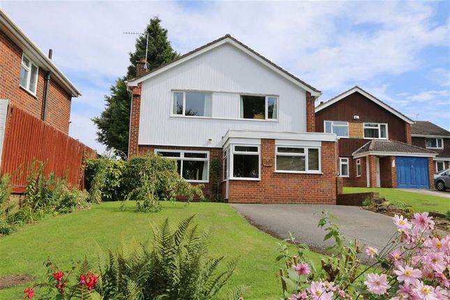 Thumbnail Detached house for sale in Dewsbury Avenue, Styvechale Grange, Coventry