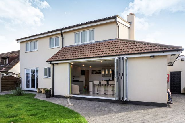 Thumbnail Detached house for sale in Wells Road, Dundry