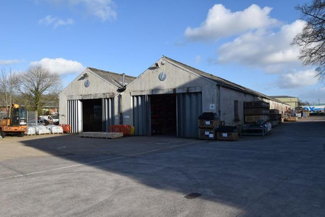 Thumbnail Industrial for sale in Factory Premises, Tapstone Road, Chard