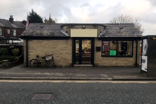 Thumbnail Retail premises for sale in Shaw Road, Newhey
