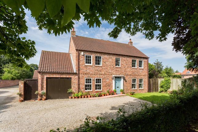 Thumbnail Detached house for sale in Alne, York