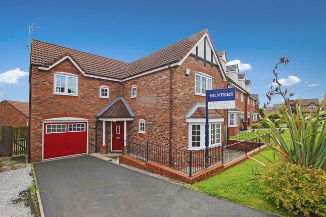 Thumbnail Detached house to rent in Parkes Way, Blackburn