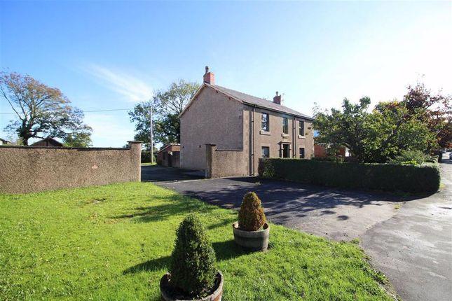 Thumbnail Detached house for sale in Church Lane, Goosnargh, Preston