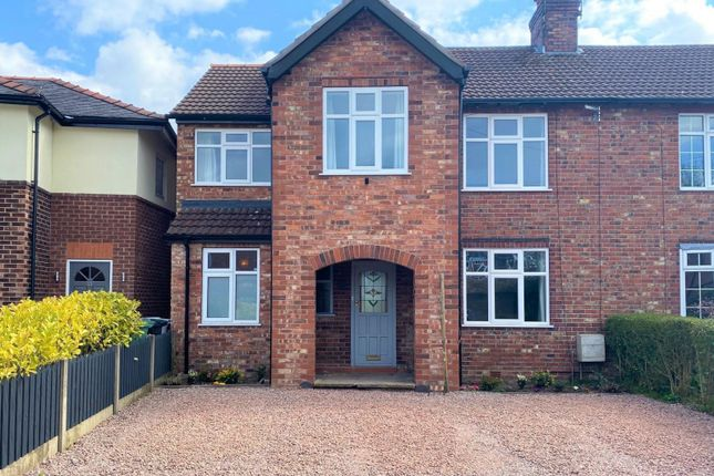 4 bed semi-detached house for sale in Cumber Lane, Wilmslow SK9