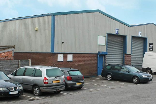 Thumbnail Industrial to let in Unit 11, Swinton Hall Estate, Manchester