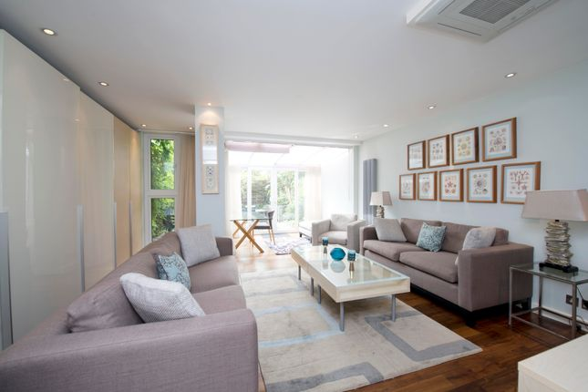 Thumbnail Detached house to rent in Woodsford Square, Kensington, London, UK