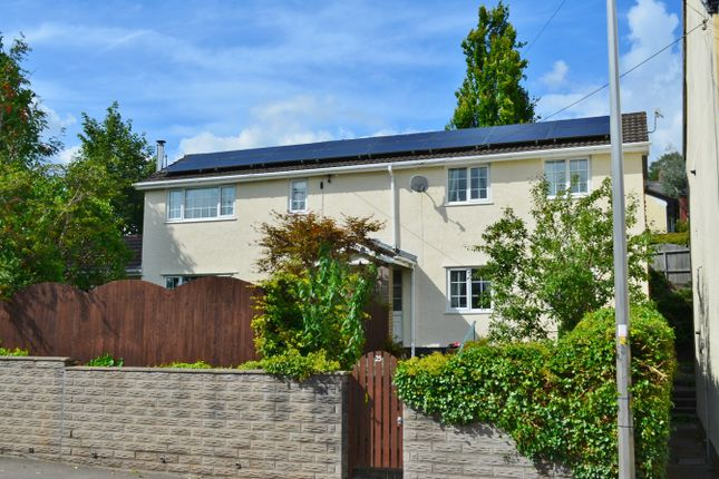 Thumbnail Detached house for sale in Commercial Road, Machen, Caerphilly