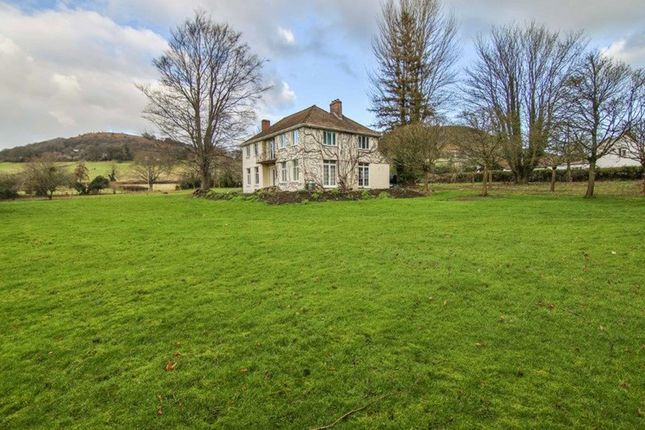 Thumbnail Detached house for sale in Pentre Road, Abergavenny