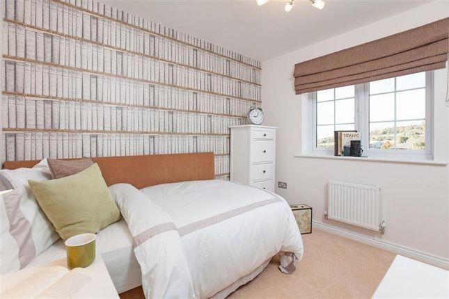 Thumbnail Detached house for sale in Plot 210, Oakham, Hele Park