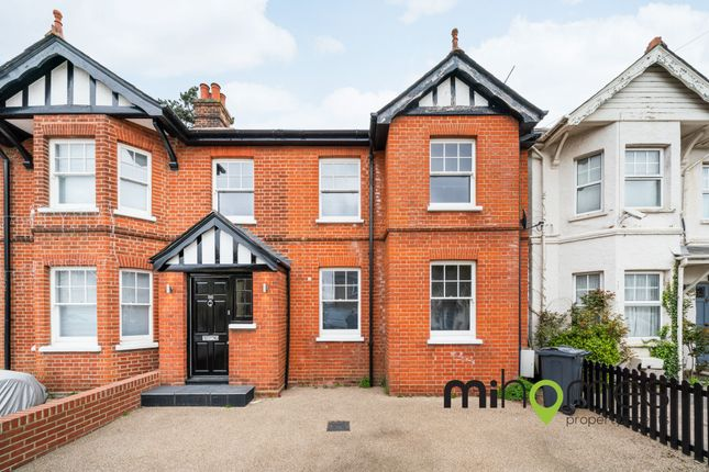 3 bed semi-detached house for sale in St. Johns Road, Stansted CM24