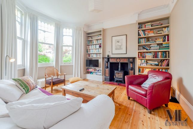 Thumbnail Semi-detached house to rent in Chevening Road, Queens Park