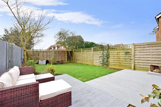 Thumbnail Semi-detached house for sale in Priors Acre, Boxgrove, Chichester, West Sussex