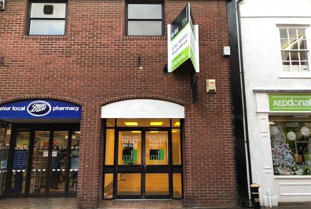 Thumbnail Retail premises to let in 22, High Street, Stone