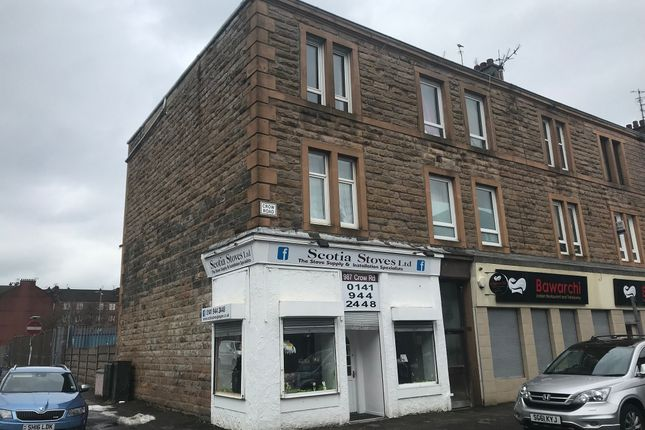 Retail premises for sale in Crow Road, Glasgow