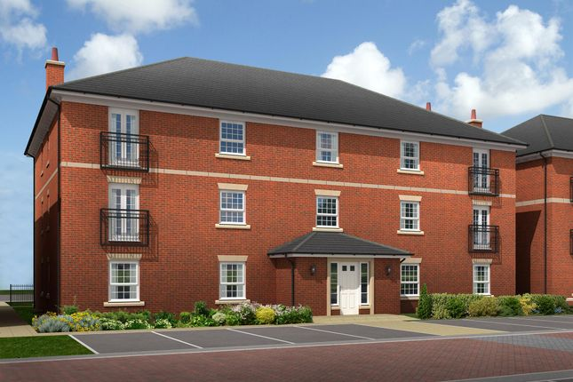 """1 bed flat for sale in """"Belle 1"""" at Bawtry Road, Bessacarr, Doncaster"""