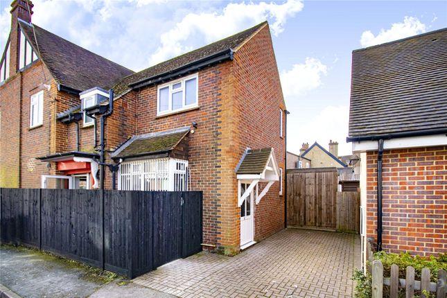 Thumbnail Flat to rent in Krooner Road, Camberley, Surrey