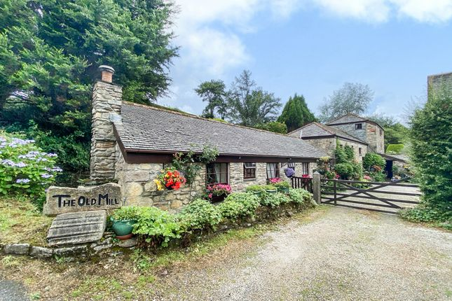 Thumbnail Barn conversion for sale in Hicks Mill, Bissoe, Truro