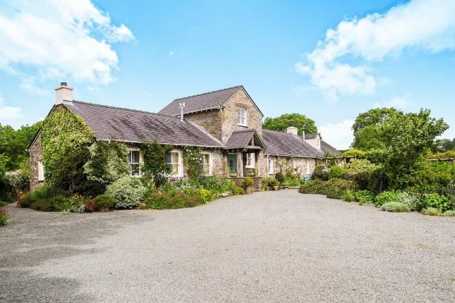Thumbnail Barn conversion for sale in Talwrn, Anglesey, Sir Ynys Mon, North Wales