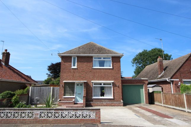 Thumbnail Detached house for sale in Fairway, Caister-On-Sea