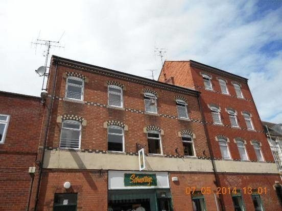 Thumbnail Flat to rent in New Street, Worcester