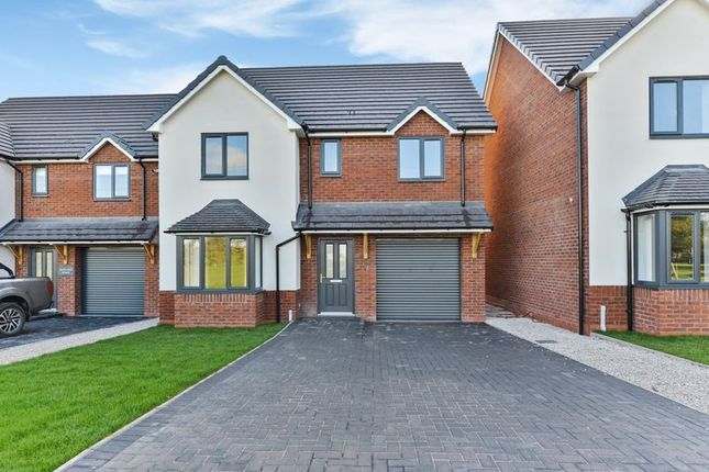 Thumbnail Detached house for sale in Whitchurch Road, Wem, Shrewsbury