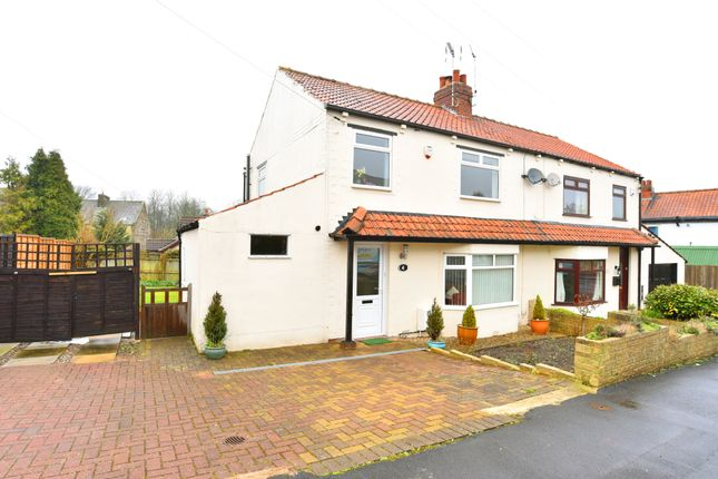 Thumbnail Semi-detached house to rent in Pannal Avenue, Pannal, Harrogate, North Yorkshire